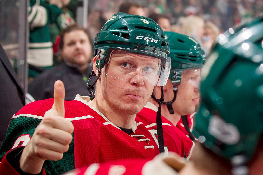Mikko Koivulle on ollut hänen NHL-urallaan olemassa vain yksi seura.