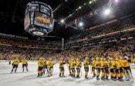 Kommentti: Jos Stanley Cup jaettaisiin nyt, niin...