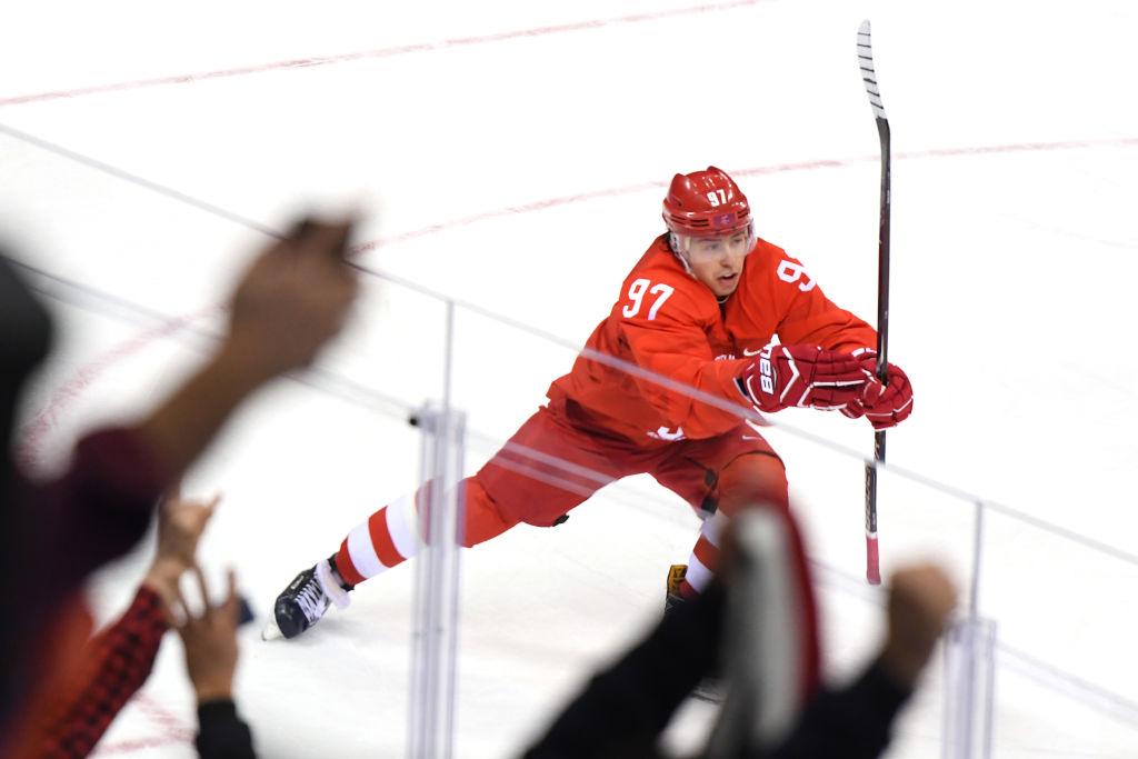 Täältä kaikki olympialaisten tilastot - Gusev & Kaprizov päihittivät Tolvasen
