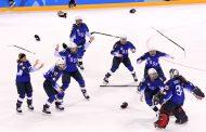 Naisten olympiafinaali huikea trilleri -  USA:n 20 vuoden kirous päättyi rankkareilla!