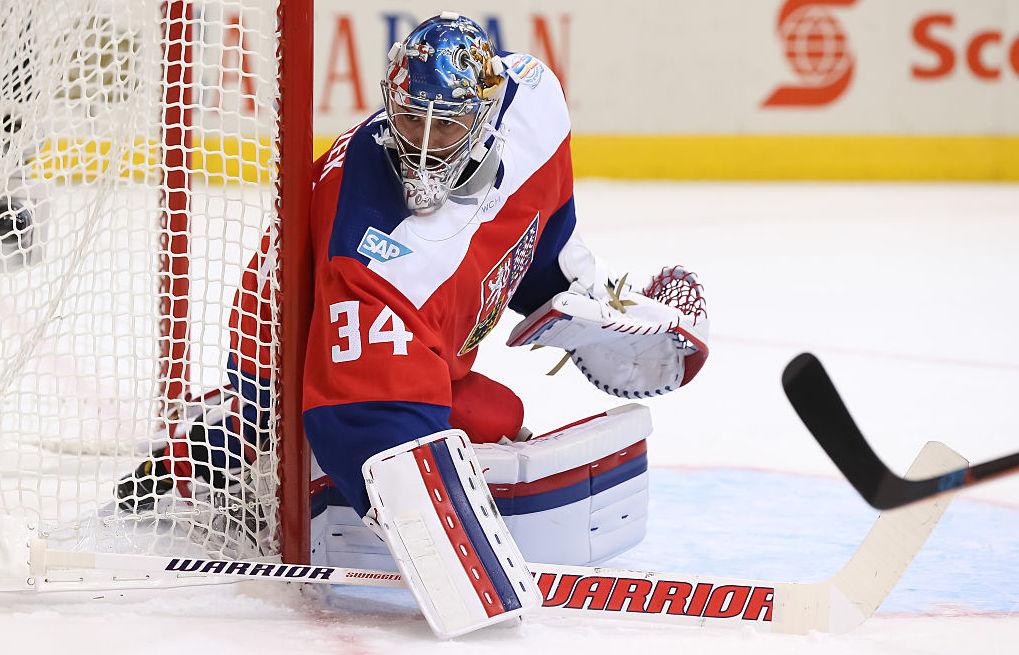 Tshekkivahti Petr Mrazek kaupattiin Detroit Red Wingsistä Philadelphia Flyersiin.