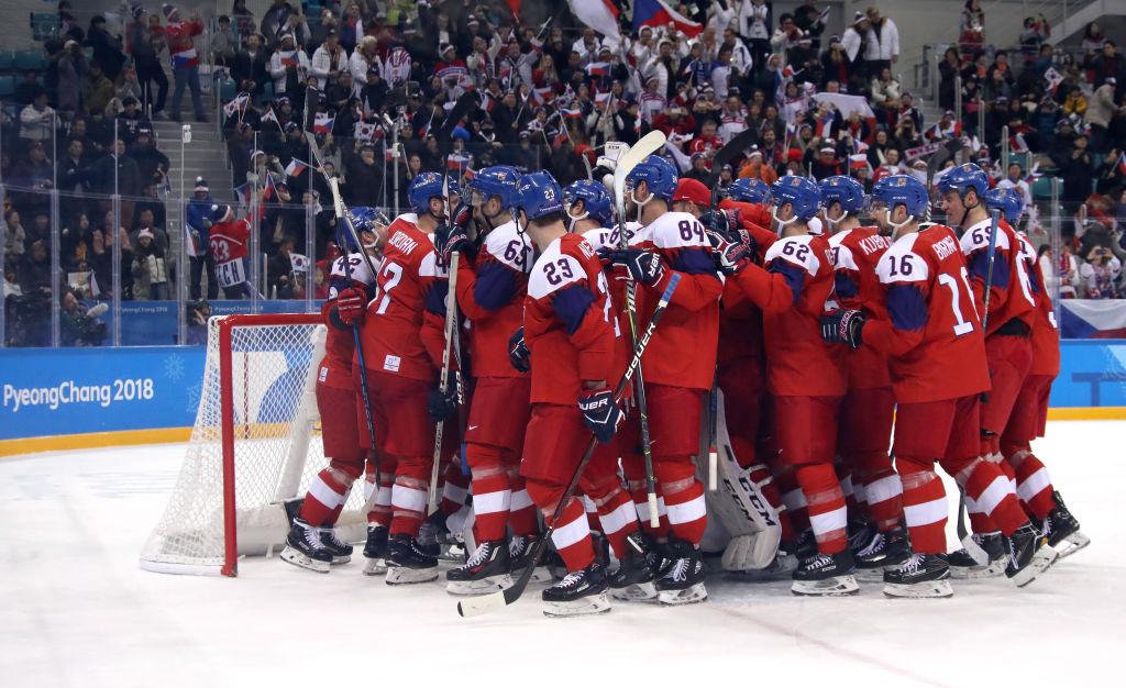 Tshekin MM-joukkue julkaistiin tänään. Kokoonpano pitää sisällään kuusi NHL-pelaajaa.