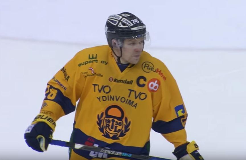 Janne Niskalan kausi ohi - William Wrenn paikkaamaan Vaasan Sportista