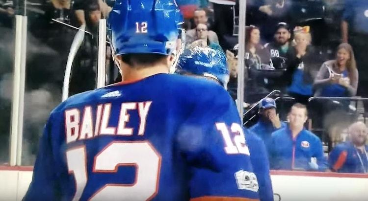 New York Islanders on tehnyt hyökkääjä Josh Baileylle mittavan viiden vuoden mittaisen jatkosopimuksen.