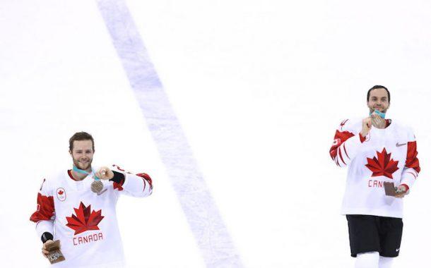 Olympialaisten maalirikkain ottelu näki päivänvalonsa - Kanadalle pronssimitalit