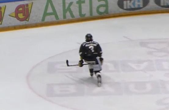Jussi Makkonen iski toiseen erään hattutempun, mutta Kärpät kiri kolmannessa erässä tasoihin ja ohi.