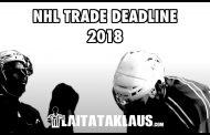 TREIDIT: NHL:ssä useita pieniä vaihtokauppoja - täältä löydät ne kaikki!