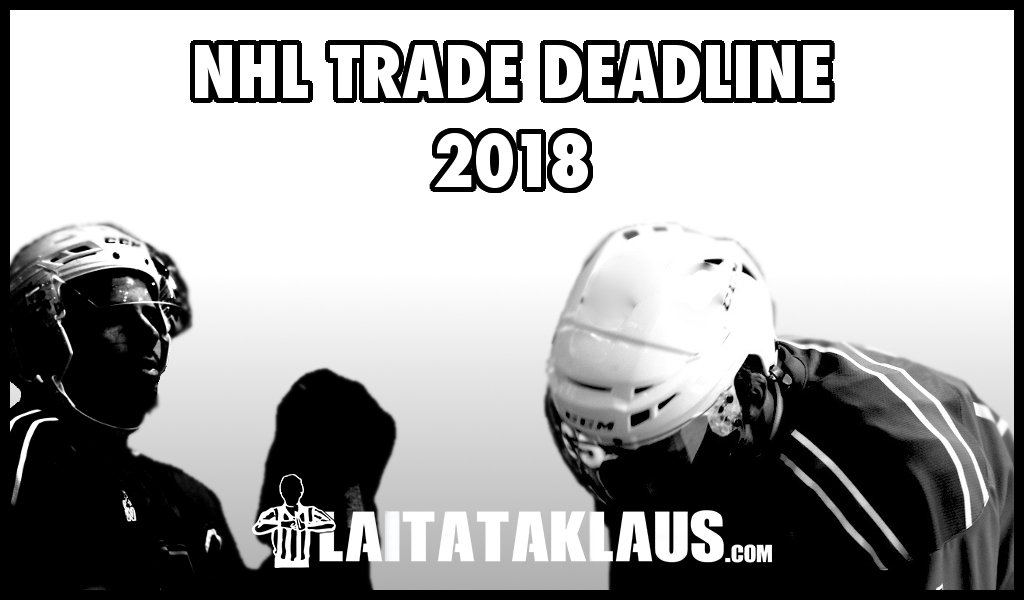 NHL:ssä tehtiin isojen treidien lisäksi useita pienempiä kauppoja.