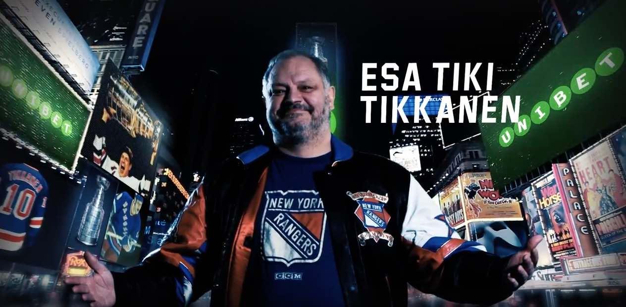 Tästä ei kisa parane - voita NHL-matka Tikin kanssa New Yorkiin!