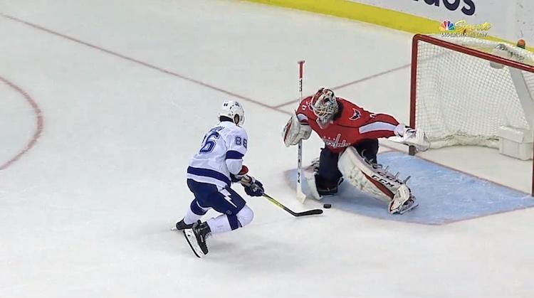 Nikita Kucherov on yksi NHL-kaukaloiden ovelimmista pelaajista.