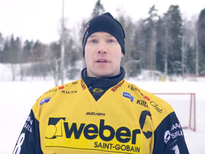 VIDEO: SaiPa-legenda Ville Koho jatkaa seurassa myös ensi kaudella