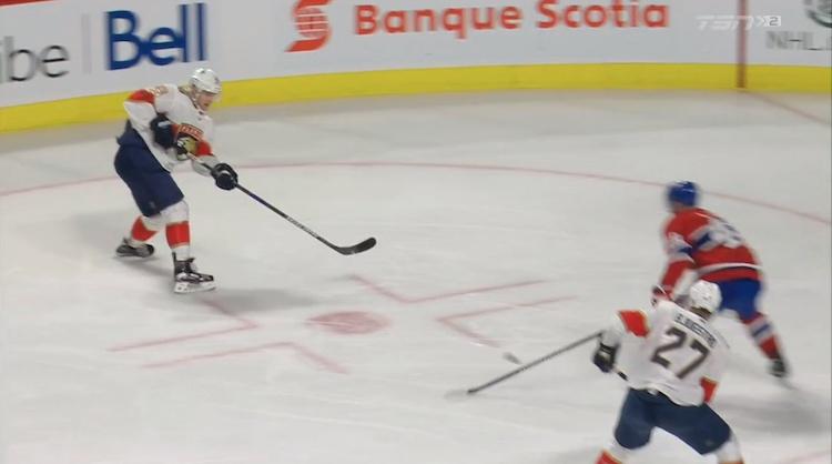 Aleksander Barkov on enää maalin päässä NHL-uransa 100 runkosarjamaalista.
