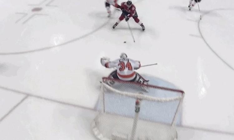 Aleksander Barkovin maali- sekä pisteputki saivat jatkoa, kun suomalainen iski komean nuotan Philadelphia Flyersia vastaan.