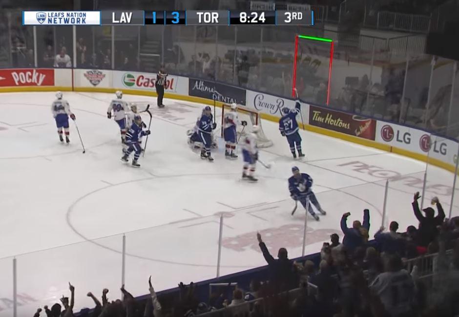 VIDEO: Mitä dominointia! Lupaava Borgman iski AHL:ssä maagisen osuman