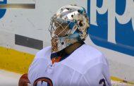 Christopher Gibson jatkaa NHL:ssä - teki seuransa kanssa jatkon
