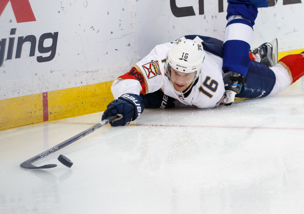 NHL:n aliarvostetuimmat pelaajat on listattu - Aleksander Barkov mahtui mukaan.