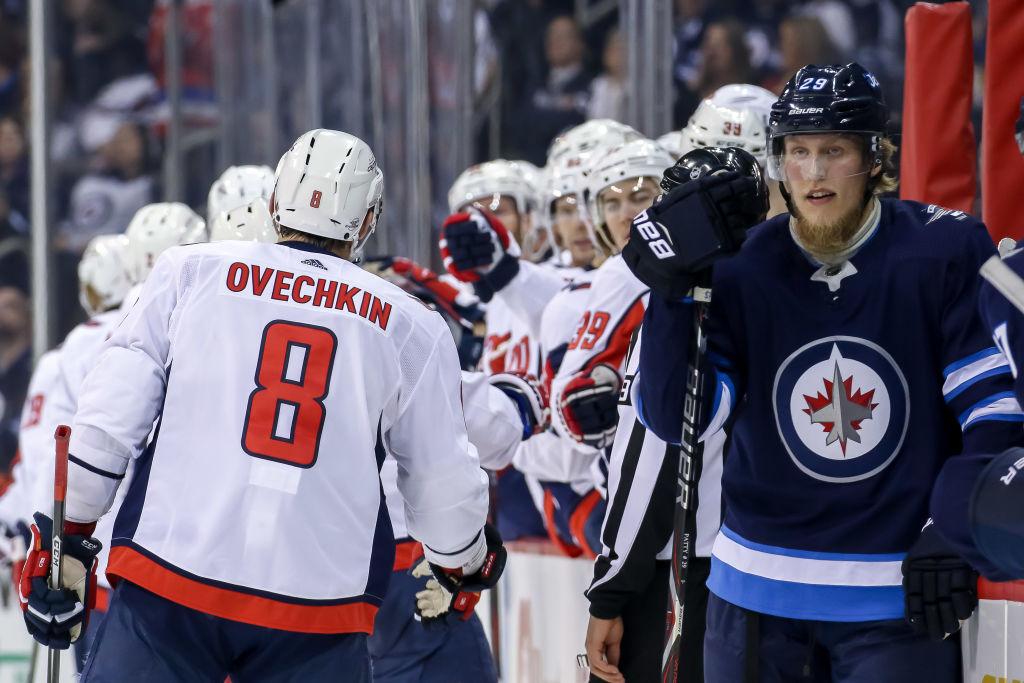 Mikä pelinumero muodostaa NHL:n parhaan ketjun?