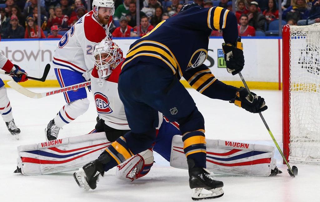 Montreal Canadiensin Antti Niemelle kirjattiin ensimmäinen nollapeli sitten vuoden 2015.