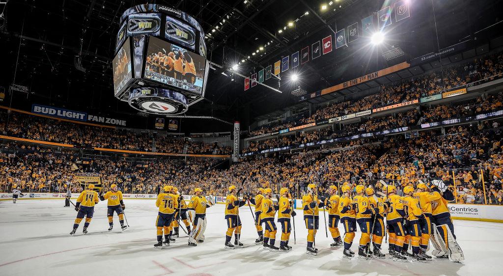 Nashville Predators on tällä hetkellä NHL:n suurin mestarisuosikki.