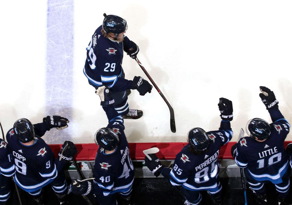 Patrik Laine on viime kauden ja kuluvan kauden osalta tehokkaampi maalintekijä kuin kukaan muu NHL:ssä.