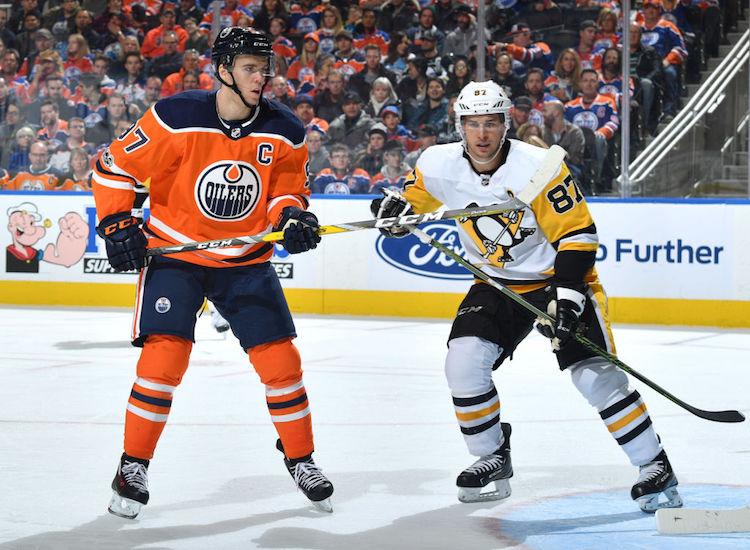 Connor McDavid on maailman paras, jos asiaa kysytään Sidney Crosbylta.
