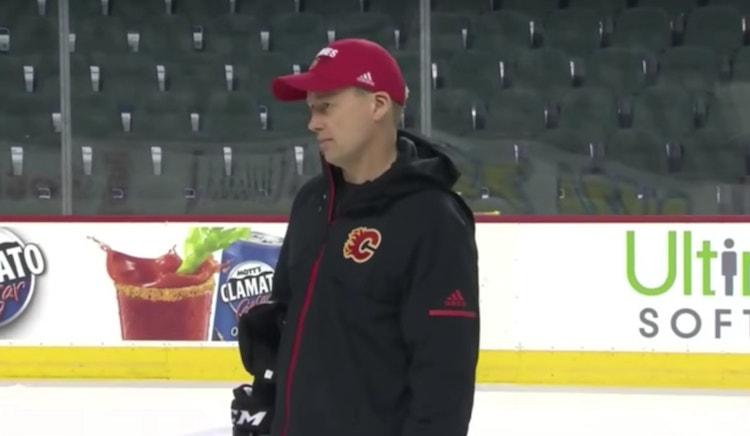Calgary Flamesin päävalmentaja Glen Gulutzanin sanavaraston suosikista ei ole epäselvyyksiä.