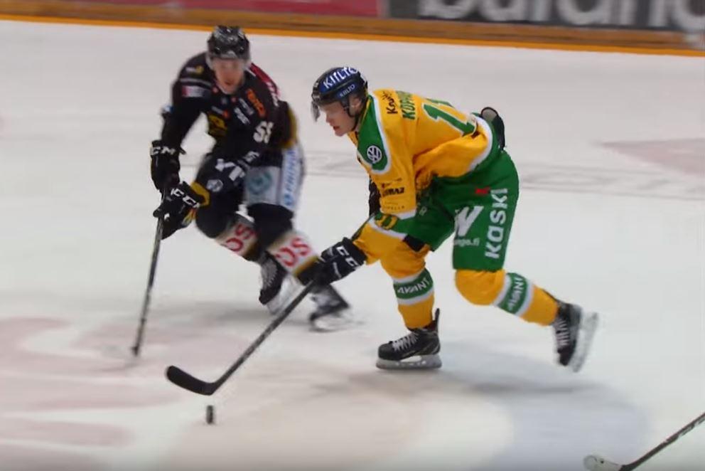VIDEO: Hyökkääjä Joona Koppanen tulitti AHL-uransa avausosumat!