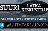 Kuumimmat lätkäuutiset ja videot nyt myös Telegramissa - lähde mukaan lätkäkeskustelun ytimeen