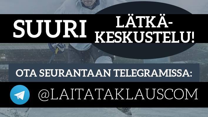 Laitataklaus.com on nyt myös Telegramissa.