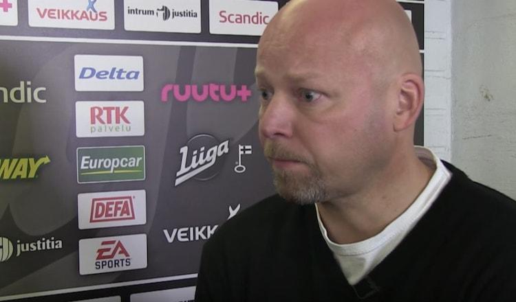 JYP antoi päävalmentajana toimineelle Marko Virtaselle potkut.