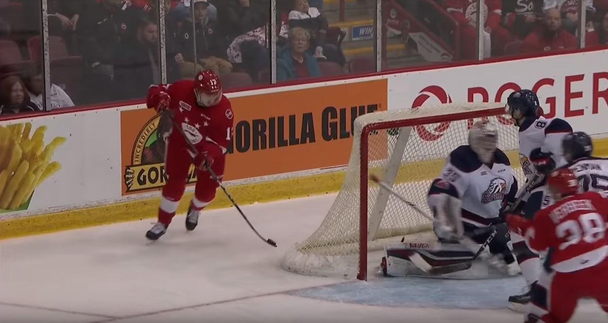 VIDEO: OHL:n pudotuspeleissä ilmaveivihäkki sekä maali jalkojen välistä!