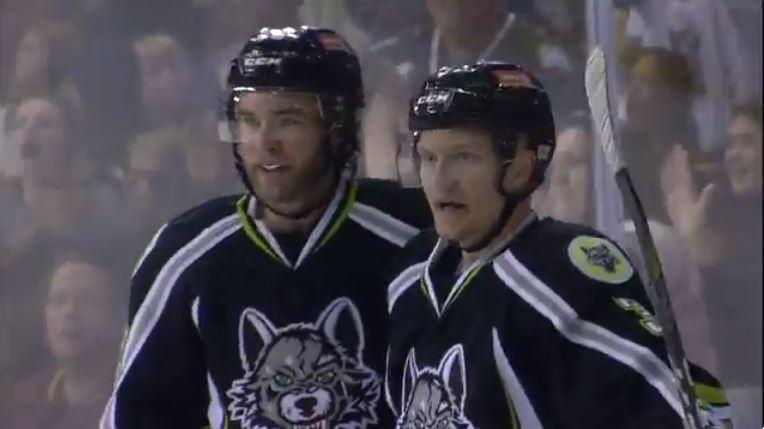 VIDEO: Teemu Pulkkinen ohjasi ylivoimalla kauden 17. maalinsa AHL:ssä