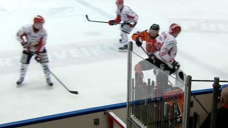Vaasan Sportin Tommi Tikalle on määrätty hurja yhdeksän ottelun mittainen pelikielto.