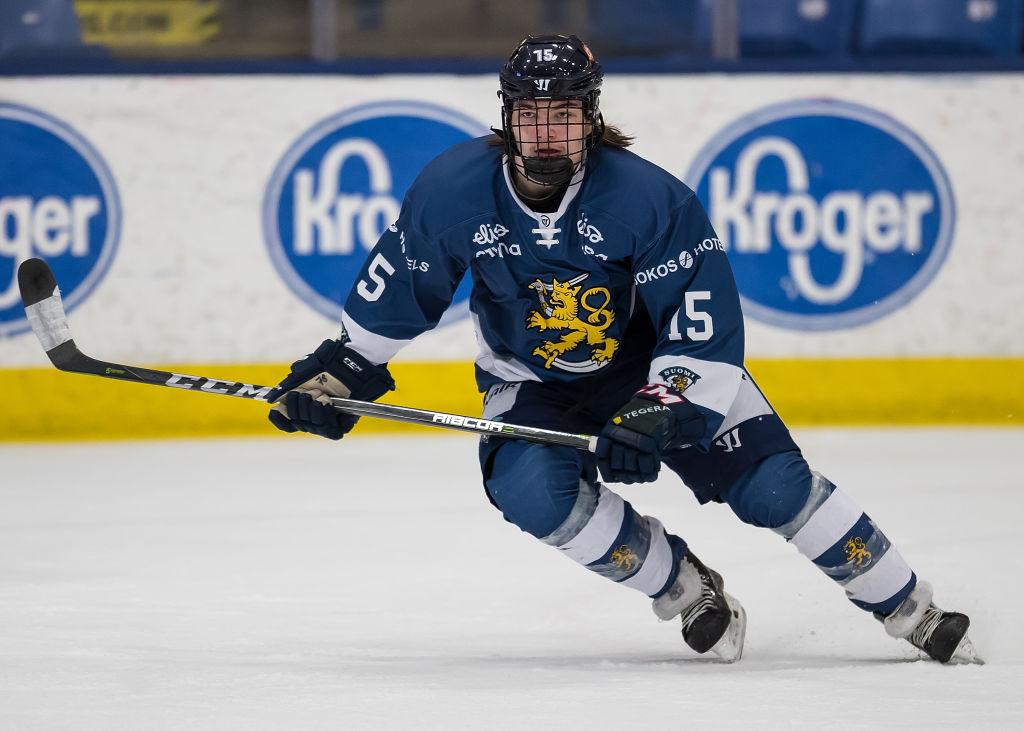 U18: Finaalisankari Niklas Nordgren All Star -ketjuun - voitti maalipörssin