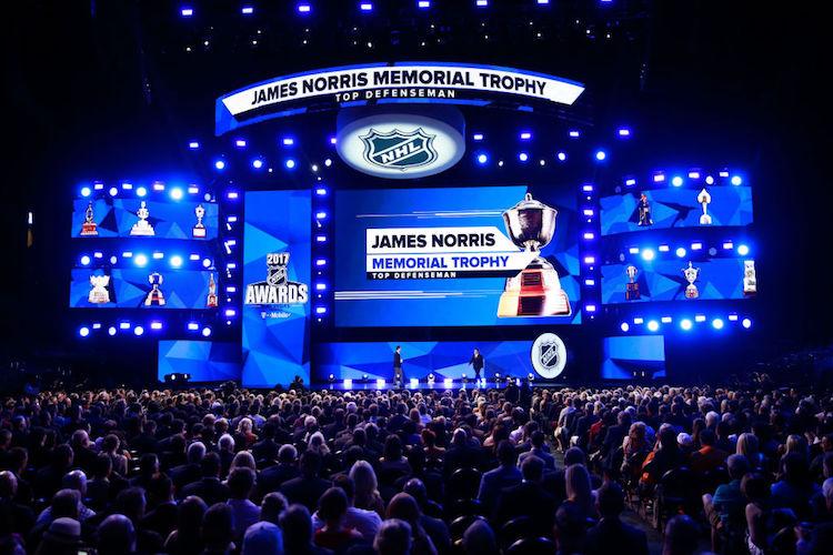 NHL:n parhaalle puolustajalle jaettavan Norris Trophyn finalistit on nyt julkistettu.