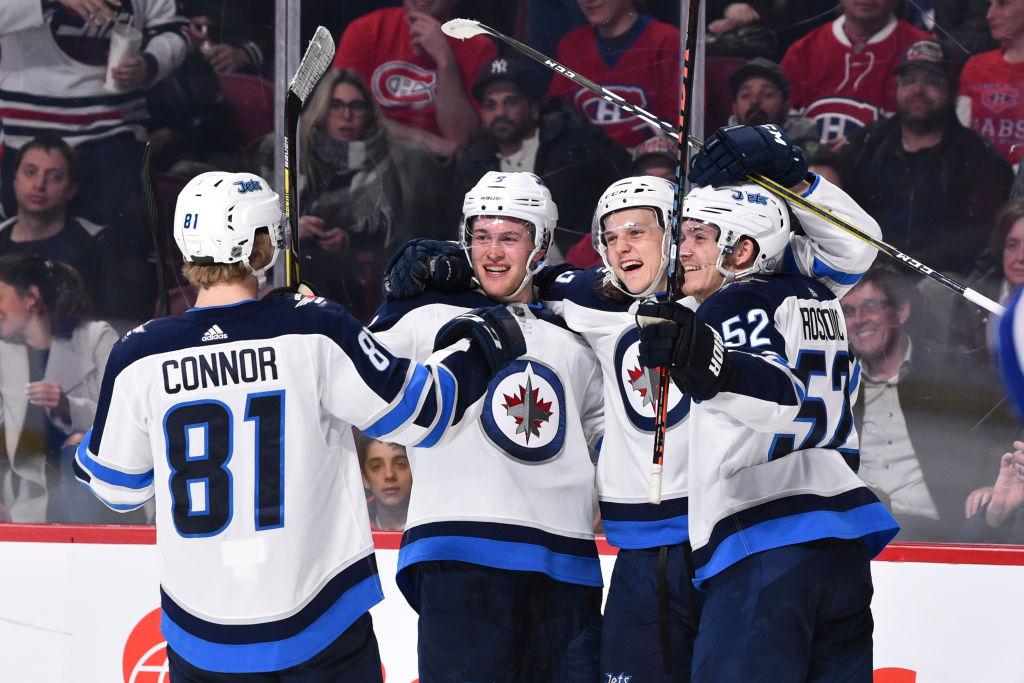 Sami Nikua, ja hänen tekemistään NHL-debyytissään, oli ilo seurata.