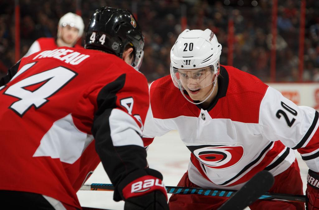 Sebastian Ahoa povataan jopa NHL:n parhaaksi pelaajaksi -