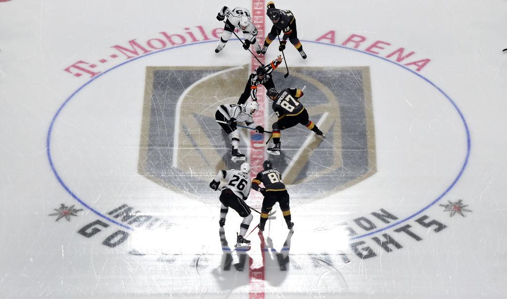 Vetovihjeet ja ottelusarjaennakko: Vegas Golden Knights vs. Los Angeles Kings.