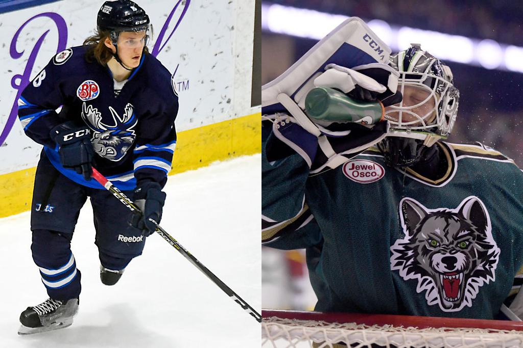 Ville Husson ja Sami Nikun tekeminen AHL:ssä on ollut tällä kaudella ihailtavalla tasolla.