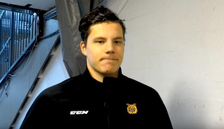 Otto Koivula kovassa vireessä - milloin tulee kutsu NHL:ään?