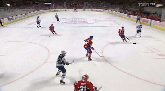 Patrik Laine päätti seitsemän ottelun mittaiseksi venyneen maalittoman putkensa.