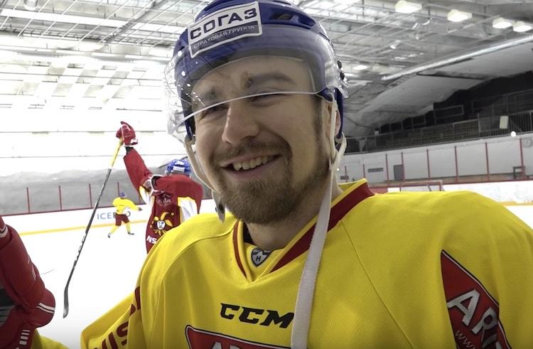 VIDEO: Pekka Jormakan maali ihastutti rapakon takana saakka