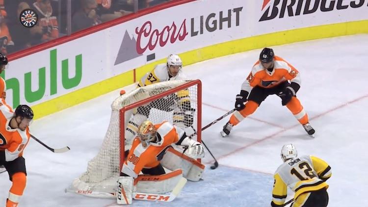 VIDEO: Sidney Crosby teki historiaa - ohitti Mario Lemieux'n vanhanaikaisella!