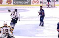 VIDEO: Ruotsissa kaikkien aikojen surkein tappelu? Finaali päättyi lukemiin 7-0