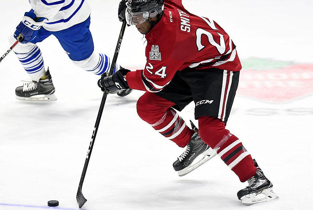 Nuori OHL-pelaaja joutui rasismin uhriksi - tarvitsi poliisisaattueen turvakseen