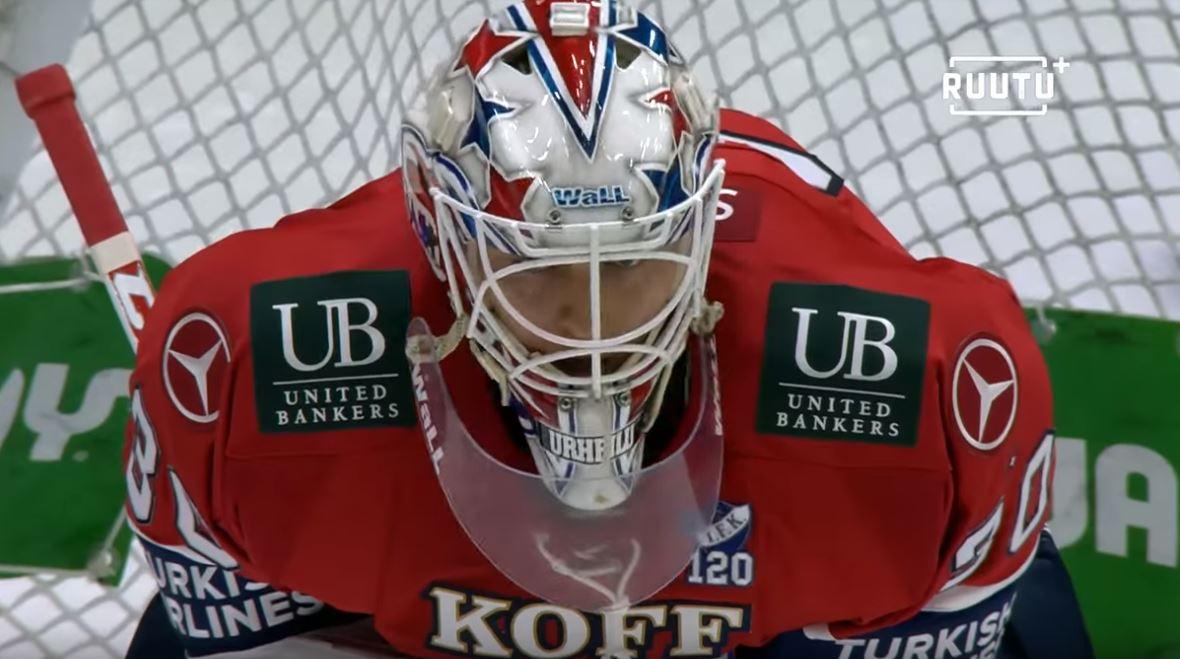 Kevin Lankinen teki NHL-sopimuksen Chicago Blackhawksin kanssa!