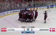 Ruotsi lohkonsa voittoon - kisaisäntä Tanska ulos MM-kisojen jatkopeleistä!