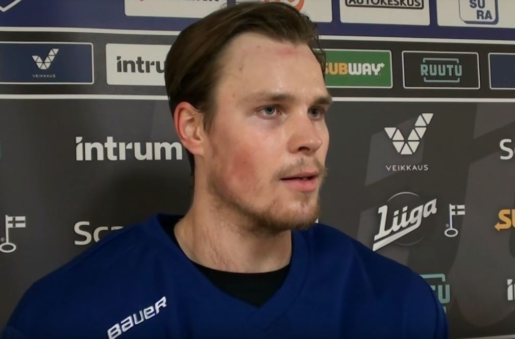 Puolustaja Mikko Lehtonen jättää Tapparan - palaa Ruotsin HV71:n riveihin