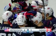 VIDEO: USA juhlii MM-pronssia - Patrick Kane rikkoi 20 pisteen rajapyykin!