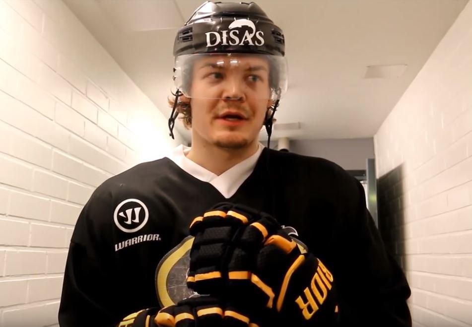 Ville Leskinen palaa takaisin Liigaan, mutta tällä kertaa HIFK:n paitaan.